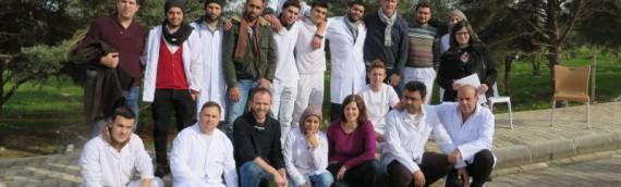 Auftakt Ausbildungsprogramm Syrien/Türkei