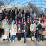 Visitors from Tunisia in Germany