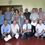 Graduation in the CatII Program in South East Europe