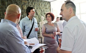 Degree Awarding Ceremony for the 2nd Generation in the Balkans